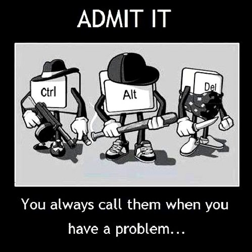 Ctrl+ Alt+Delete  Your GLADIATOR when you are in problems #shortcut #Gladiator #bitexpertuae #networking #Savior #geeks #techinfo #techiepic.twitter.com/Lxn7Bc1o3I