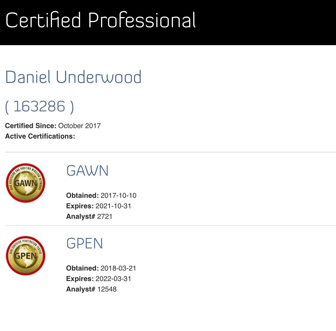 Sans pen test on twitter yes congratulations and welcome to thank you for trusting sansinstitute and certifygiac for your network pentest training and certification whats next httpstcqmm5qhx1x 1betcityfo Images