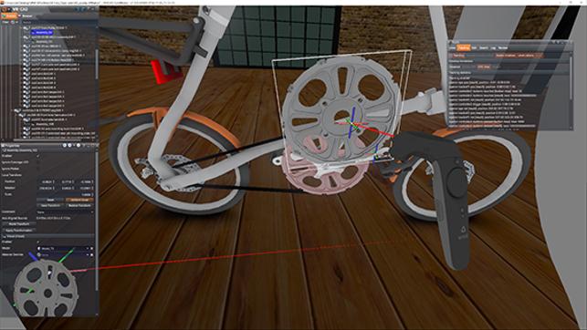 Risultati immagini per realtà virtuale virtalis