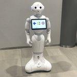Helsingin #digitalisaatio'toimikunnan kokous käynnissä, nyt saadaan katsaus kaupungin sosiaali- ja terveystoimialan sekä kasvatuksen- ja koulutuksen toimialan digipalveluiden tilanteeseen. Oletko muuten bongannut Pepper-robotin Kalasataman terveys- ja hyvinvointikeskuksessa?