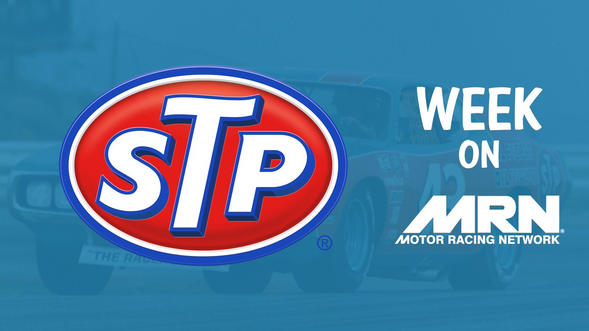 .@STPracing  o#STPWeekn MRN continues today on  ahttps://t.co/5I6uCnfmiNnd MRN's Facebook Page!  Noon ET - MRN Crew Call 1PM ET -  C#NASCARoast to Coast  #AskMRN