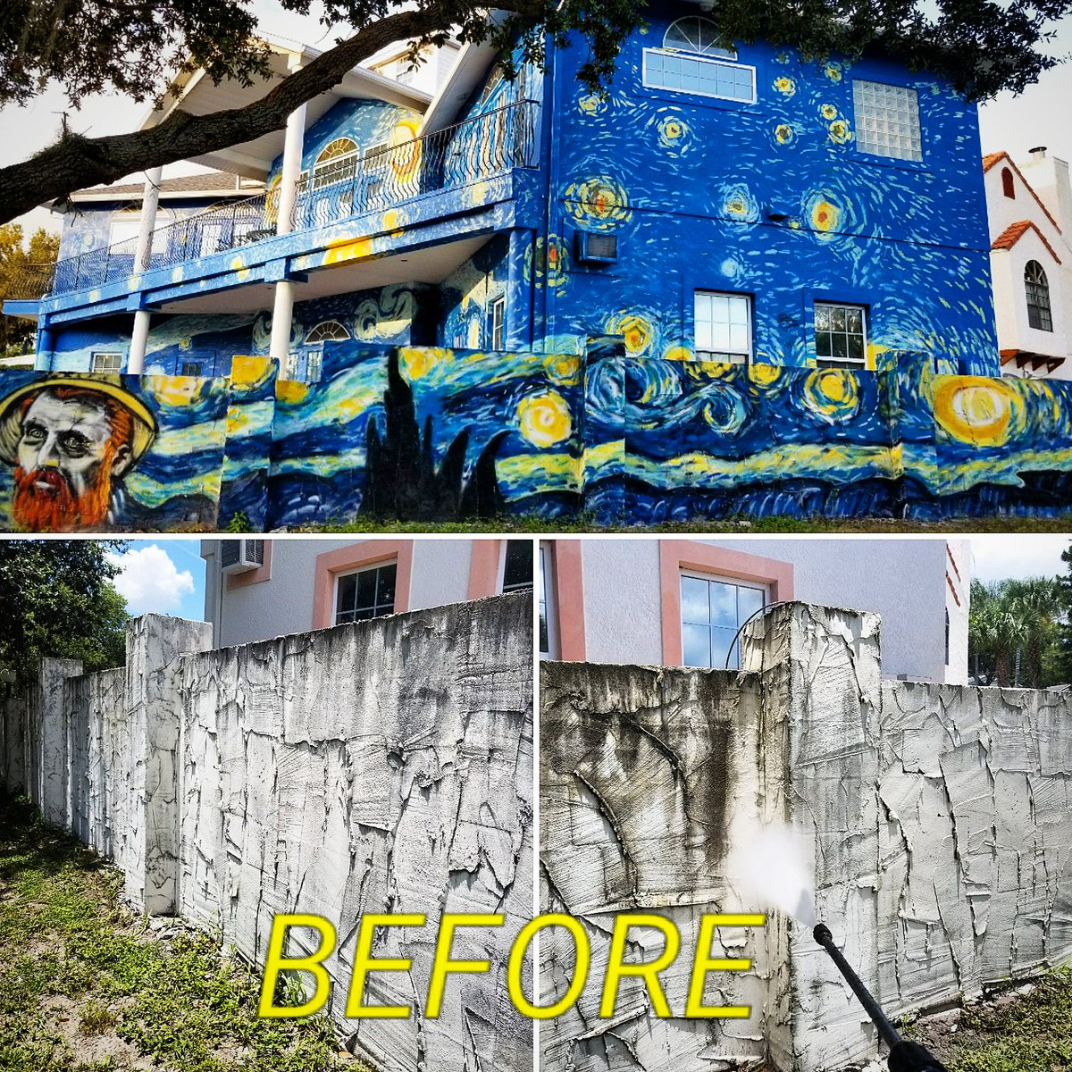 "Couple Fights Lawsuit Until Judge Rules They Can Keep Their ""Starry Night"" Home DY0SeExVoAEWUjR"