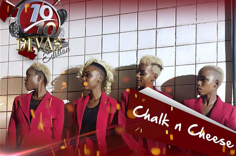 This Friday's lineup cannot be complete without a Divas' dance crew, 'Chalk n Cheese' will be representing on #10over10 from 10 PM @Joey_Muthengi @WillisRaburu
