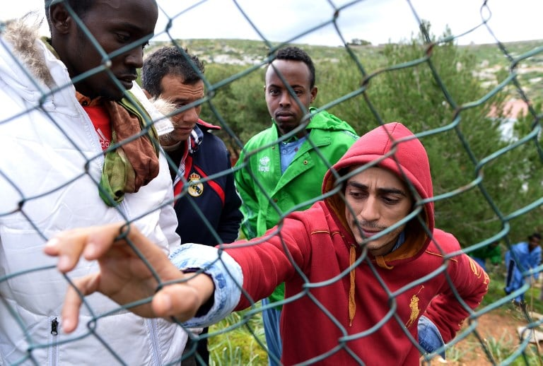 #Violenze e diritti umani negati, le storie dei migranti nell'hotspot di #Lampedusa  https://goo.gl/ksDKp1  - Ukustom
