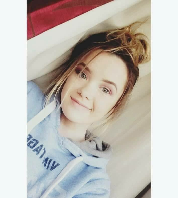 Need blue eyed blonde teen