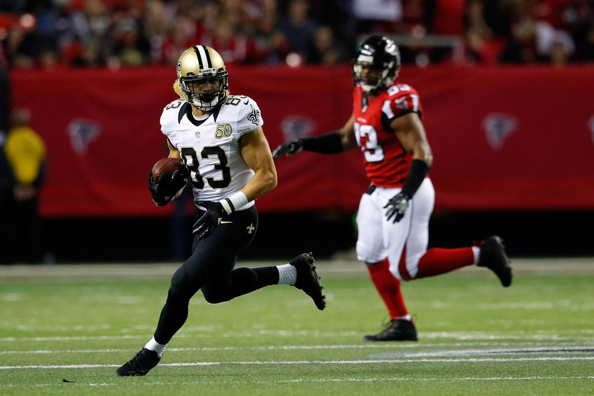 Saints Wide Receiver Willie Snead to Vis...