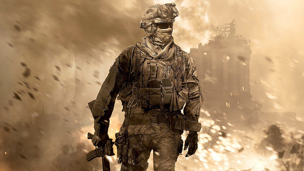 9 years ago today, on March 25, 2009, Call of Duty: Modern Warfare 2 was originally announced. https://t.co/Ti5bjjNWBa