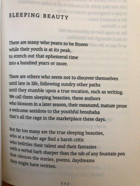 vocation poem