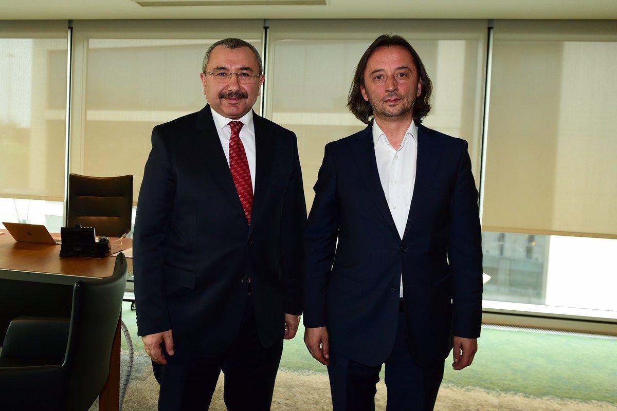 Yenişafak Gazetesi ve TV Net televizyonu...