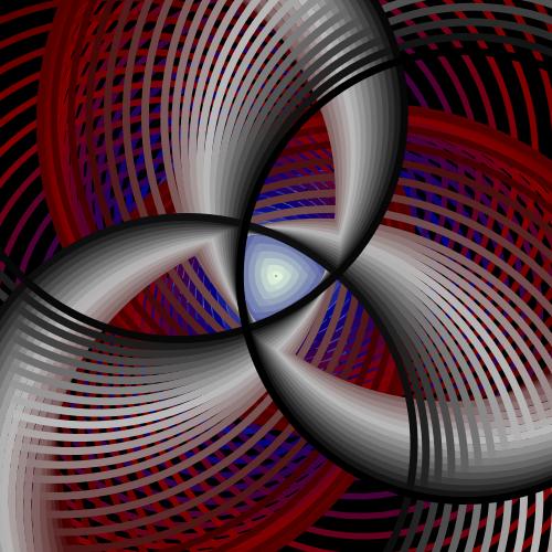 ➤ Edit and animate it on Iterograph https://t.co/cxjIQCBtGP #abstract #geometry #art #proceduralart #iterograph