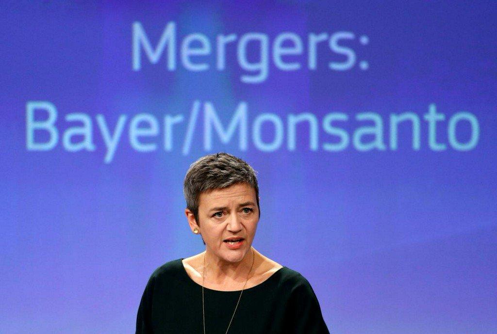 Bayer wins EU approval for $62.5 billion...