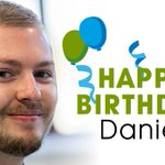 Happy birthday to our underwriter Daniel Simmons!