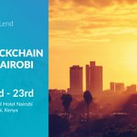 Image for the Tweet beginning: 🇰🇪This week the ETHLend team,