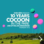 The line-up for Cocoon in the Park 10th Anniversary - 2018 will be announced at 12 lunchtime this Thursday.  Tickets-> https://t.co/RhHeMZ72DZ