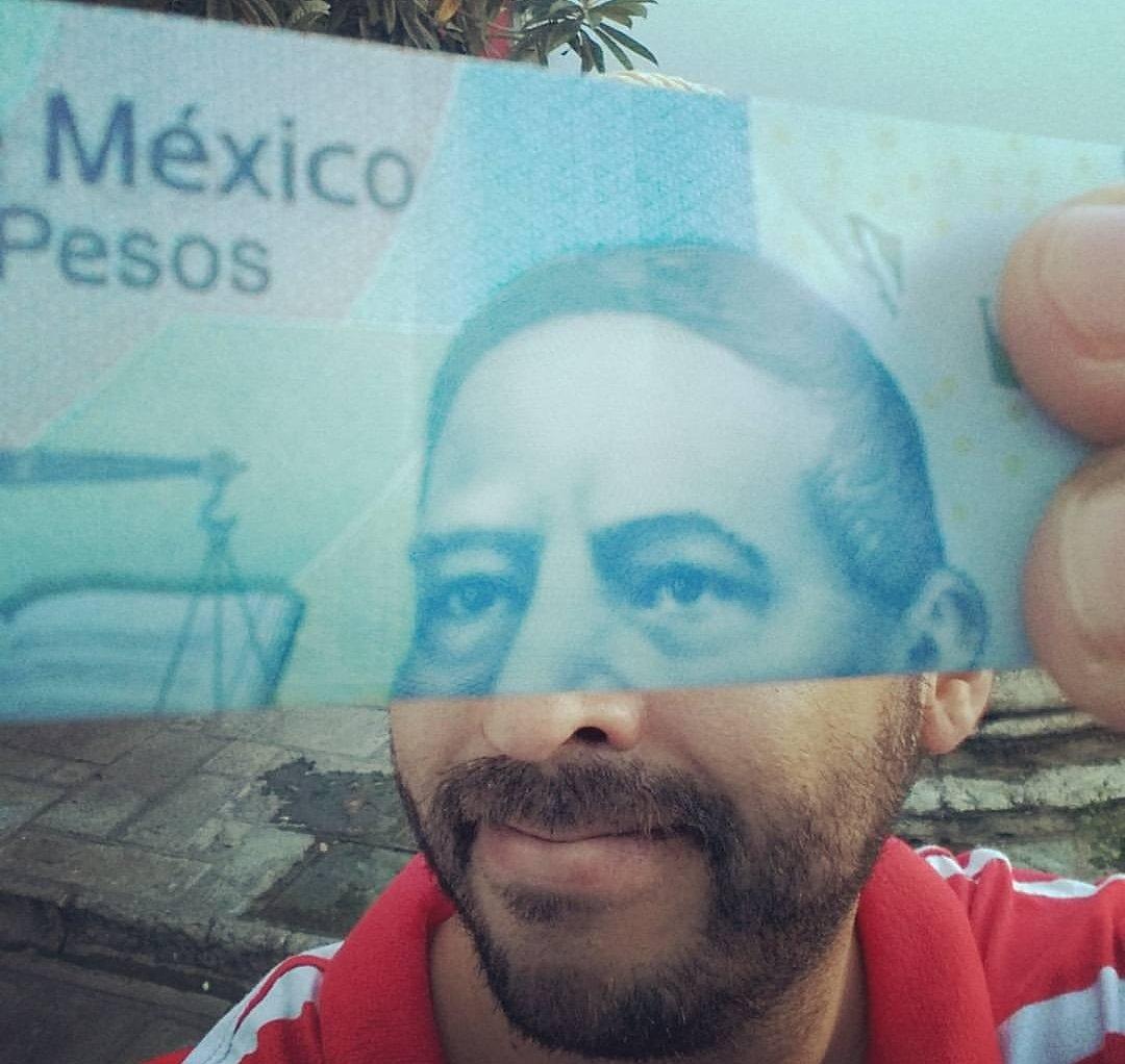 #BenitoJuárez soy tu fan, gracias por da...