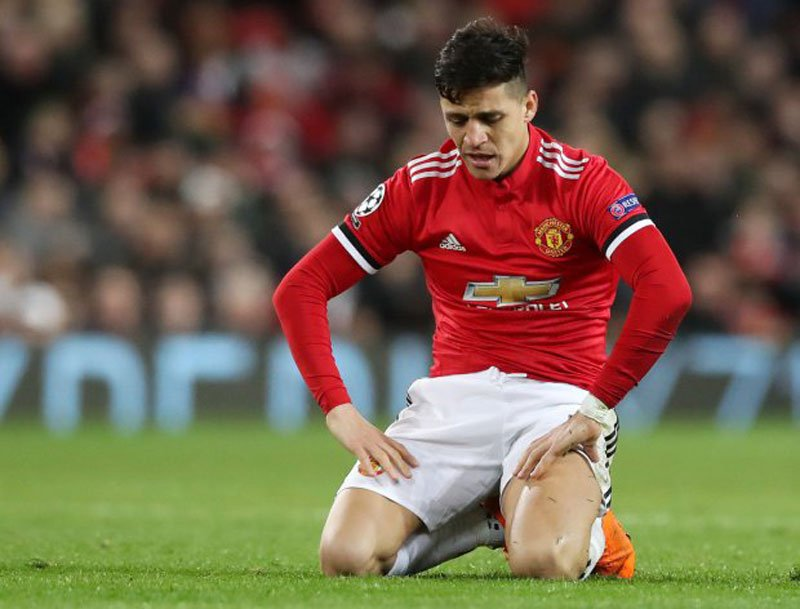 He has finally spoken! Alexis Sanchez breaks silence over Manchester United struggle... https://t.co/52LyDqTPac via @GameYetu
