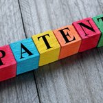 Image for the Tweet beginning: Global Blockchain Patent Filings Spiked