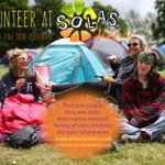 SOLAS NEEDS YOU! Volunteer applications for #solasfestival2018 are open. Visit our site for more details and how to apply, and get ready for an amazing and FREE weekend at Solas! What are you waiting for?🌞 https://t.co/USlKDUC1RA