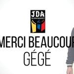 Image for the Tweet beginning: Adieu et merci, Gégé :
