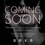 #SevaBeauty is coming soon to Forest Park, IL! Stay tuned for details on our new location at 7505 West Roosevelt Road, Forest Park, IL 60130.