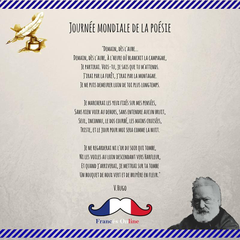 Francés Online On Twitter Aujourdhui Cest La