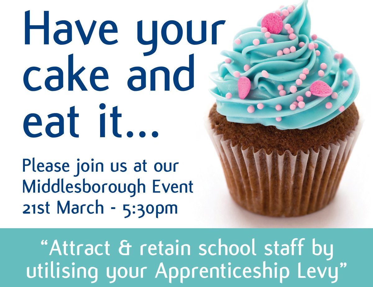 test Twitter Media - We're looking forward to meeting and talking to schools SLT this afternoon about their recruitment and #apprenticeshiplevy needs at our free seminar. To find out more call us in branch today! 0800 832 243 https://t.co/Of4qLkN397