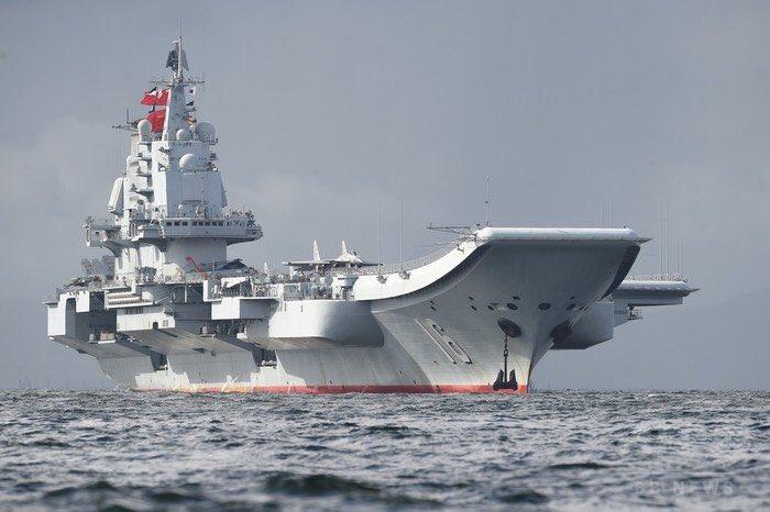 【中国空母が台湾海峡を通過、中台の緊張高まる中】 今年1月に同空母が台湾海峡を通過したばかりだ。今年に入り2回目の空母打撃群の通峡。台湾は、20日に、戦闘機をスクランブル発進させると共に艦船を派遣し、同空母群を警戒監視した模様 https://t.co/gzEjvVKAgD