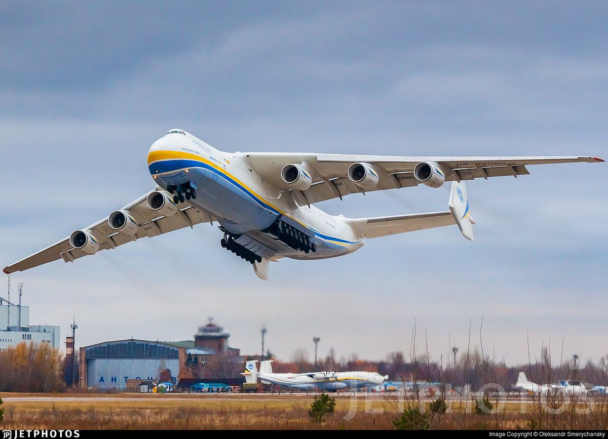 Flightradar24 On Twitter Revised Spring Schedule For The An 225
