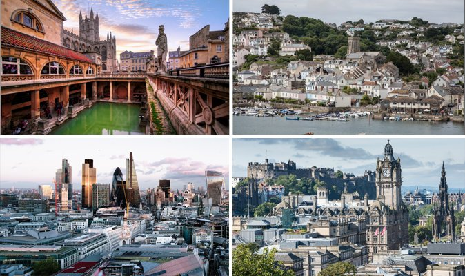 UK's top tourism hotspots revealed - where did your city come on the list? https://t.co/Mkqex97Dpp https://t.co/PPIExuuKyX