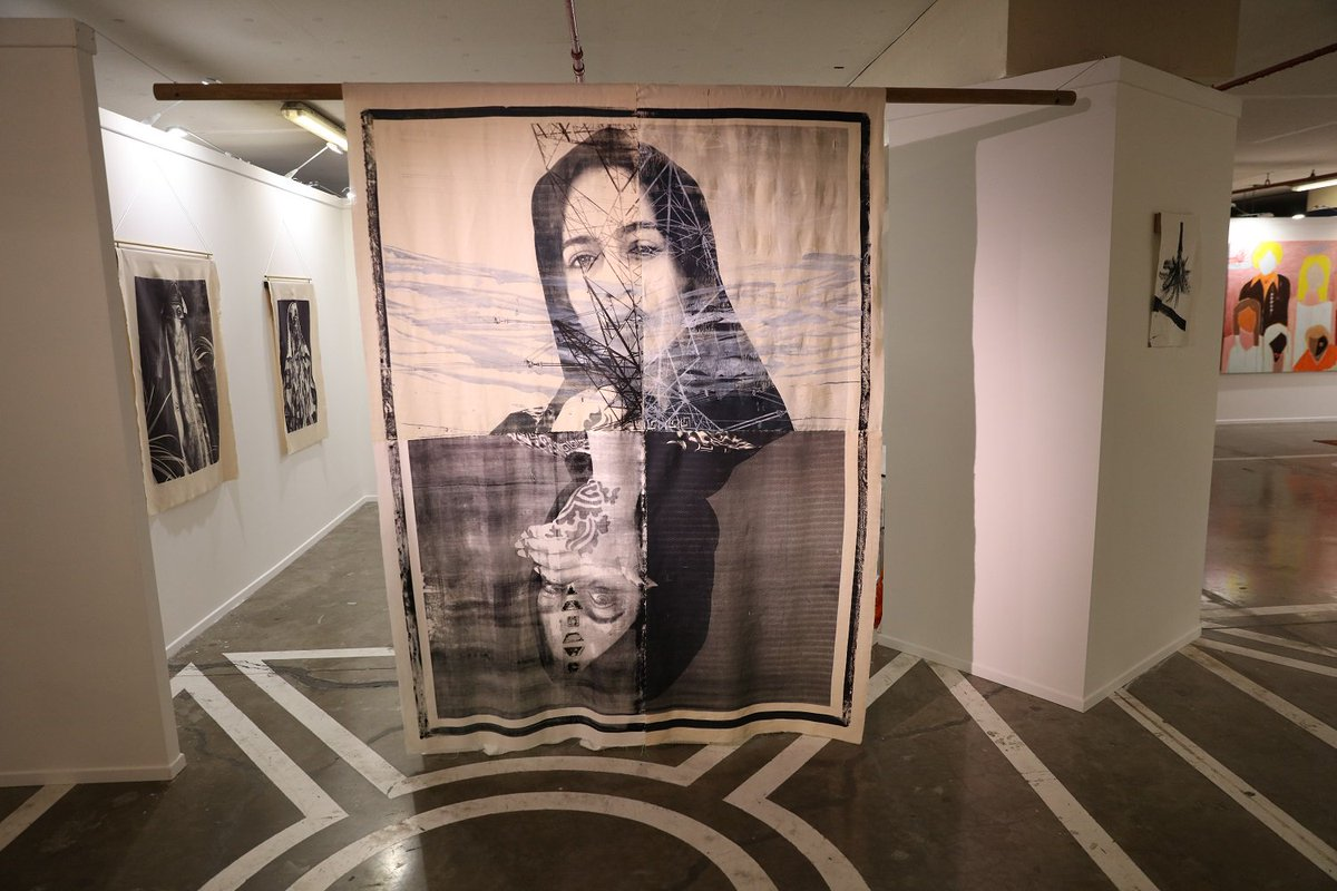 #ARTDUBAI2018 has something for everyone in its cornucopia of creativity, variety… oh and among the acrylics there's some concrete:  http:// bit.ly/2psJZGe    <br>http://pic.twitter.com/ciHAtclwAC