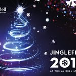 Image for the Tweet beginning: Jingle all the way at