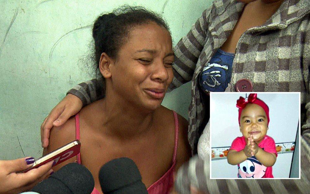 Mãe chora morte da filha em enchente de São Paulo: 'Quando corri para pegá-la, ela afundou' https://t.co/GEwifENy1O #G1