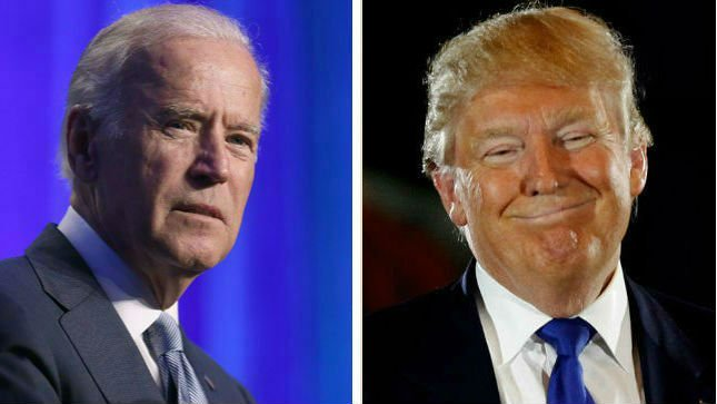 Biden: I would have 'beat the hell' out of Trump in high school for comments about women https://t.co/RNxTz1eRpF