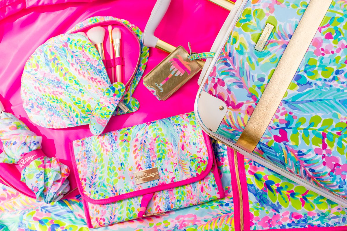 Shop in-stores & online this Saturday & Sunday and grab these travel-themed gifts with your purchase. #lillylovesspringbreak > http://ow.ly/ZRDv30j508S ...
