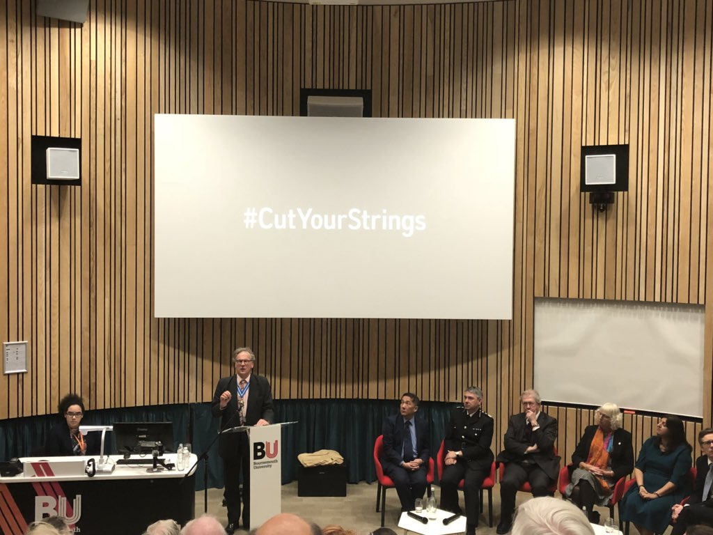 test Twitter Media - Well done on coordinated effort by our Ambassador and current High Sheriff John Young, @bournemouthuni @dorsetpolice @PCCDorset for the launch of the #CutYourStrings initiative shining a light on domestic abuse https://t.co/NdXkE1cVoI https://t.co/oBmxh2HoIN