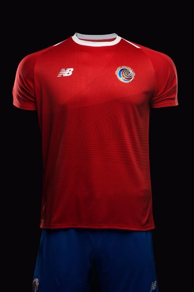 8a512cda2 Estos son los uniformes que han presentado las selecciones para el ...