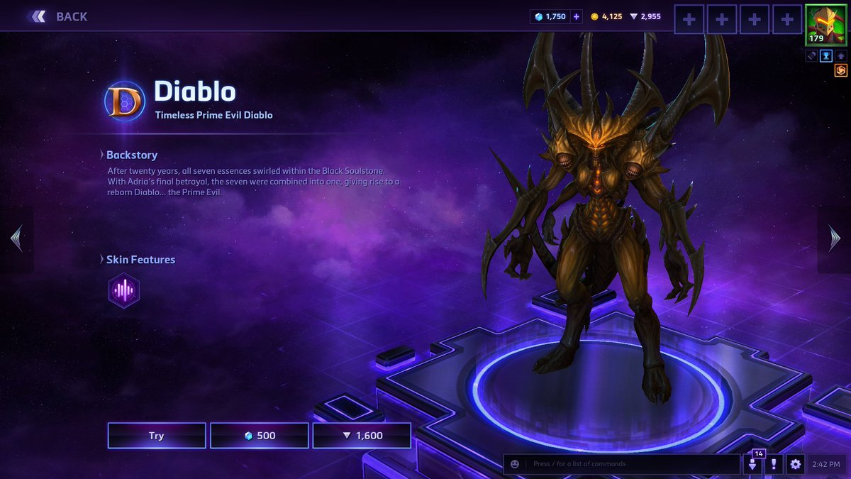 Hots Logs On Twitter Formerly Known As The Weekly Collection Update The New Heroic Deals Have Arrived And Are Highlighted By Timeless Prime Evil Diablo Https T Co Tjgtsx11ap Https T Co Eyck5bahp7 You can contribute to this list by voting your opinion. hots logs on twitter formerly known
