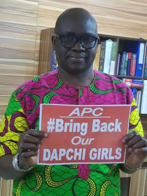 Dapchi Girls: Drama scripted by the government and its agents to swindle Nigerians - Fayose image