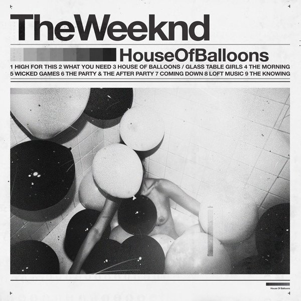 when the weeknd dropped 'house of balloons' seven years ago today, he was still completely anonymous. no one even knew who he was. now he's selling out stadiums around the globe 👏👏👏