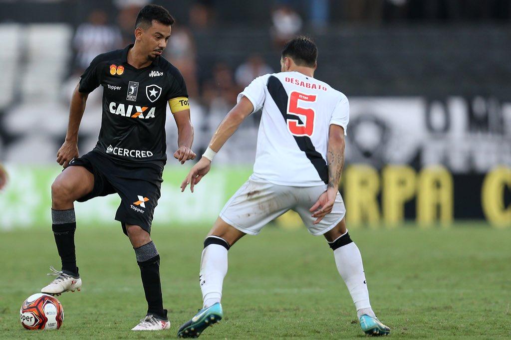 🏆 Semifinal da Taça Rio ⚽️ Botafogo x Vasco  🏴 Estádio Nilton Santos  ⏰ 21h45 🔥 #VamosGanharFogo