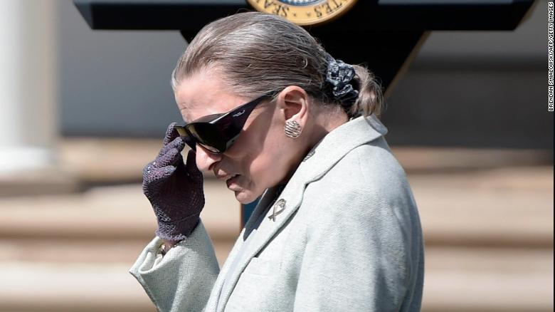 Scrunchies are making a comeback, thanks to one of the most influential women in Washington: Ruth Bader Ginsburg https://t.co/0faCXBswYz