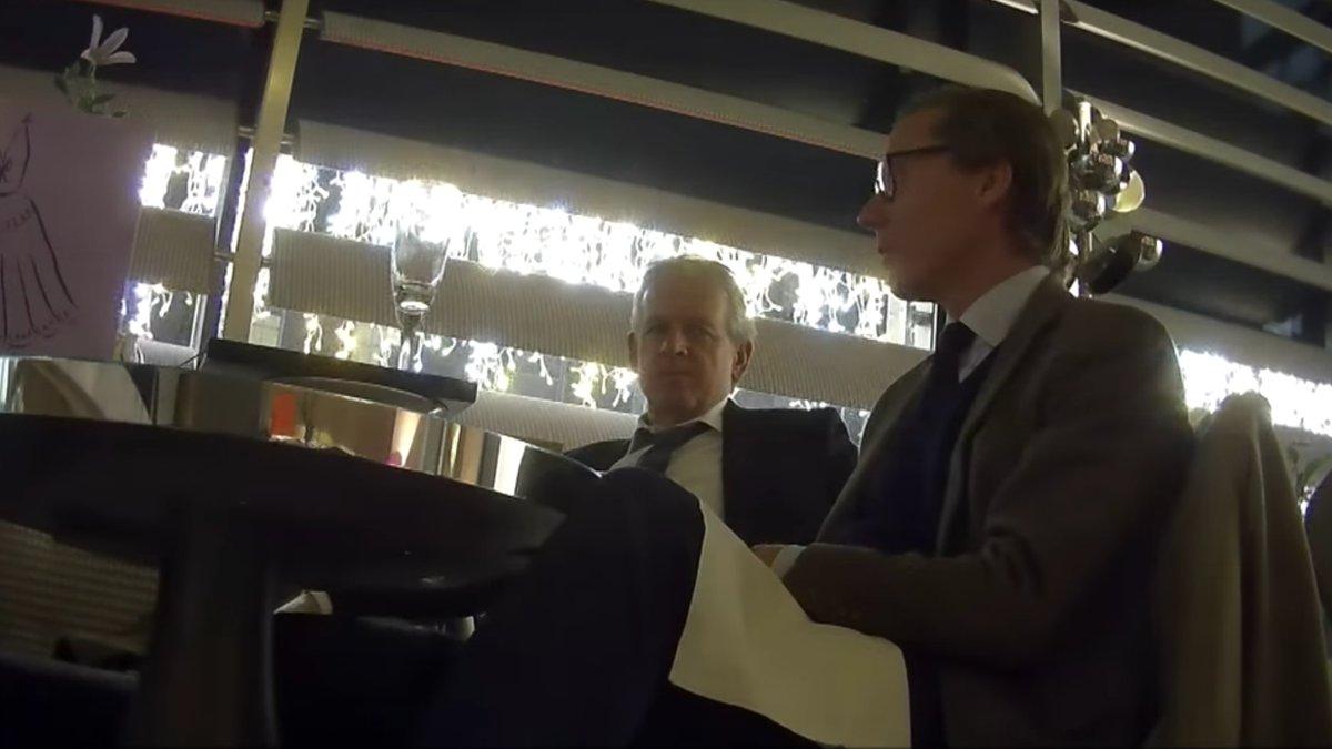 Executivos da Cambridge Analytica se gabam por terem ajudado na eleição de Trump em novo vídeo https://t.co/2RasaKn1QI