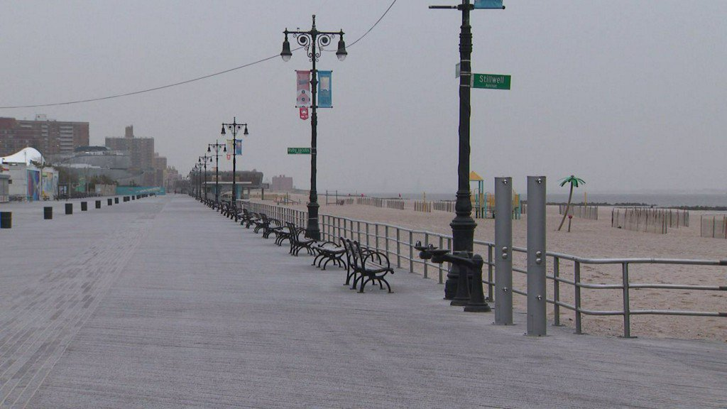 Coney Island Boardwalk is on track to become official NYC landmark https://t.co/TVYs1zLSeY