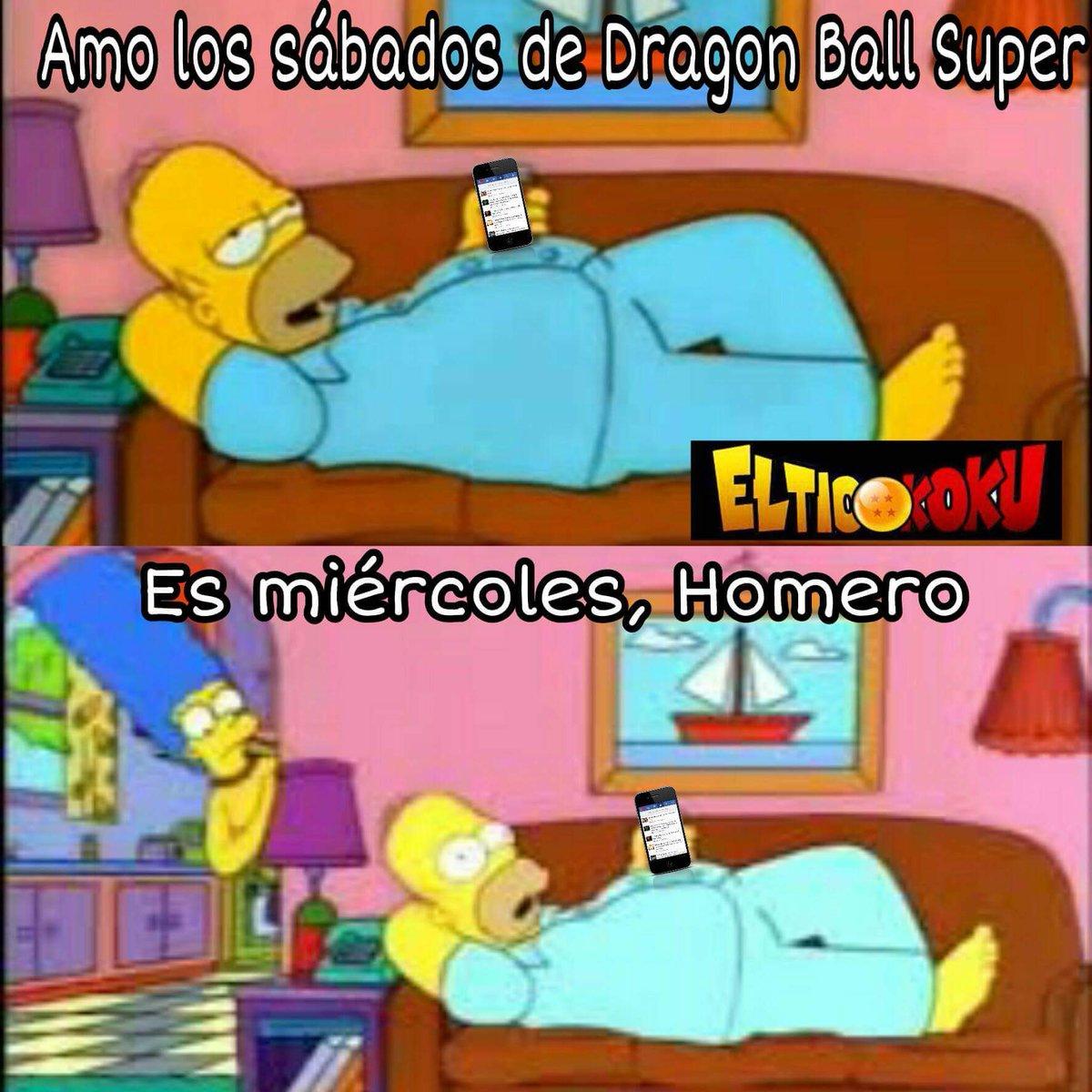 #FelizMiercoles  #DragonBallSuper https:...