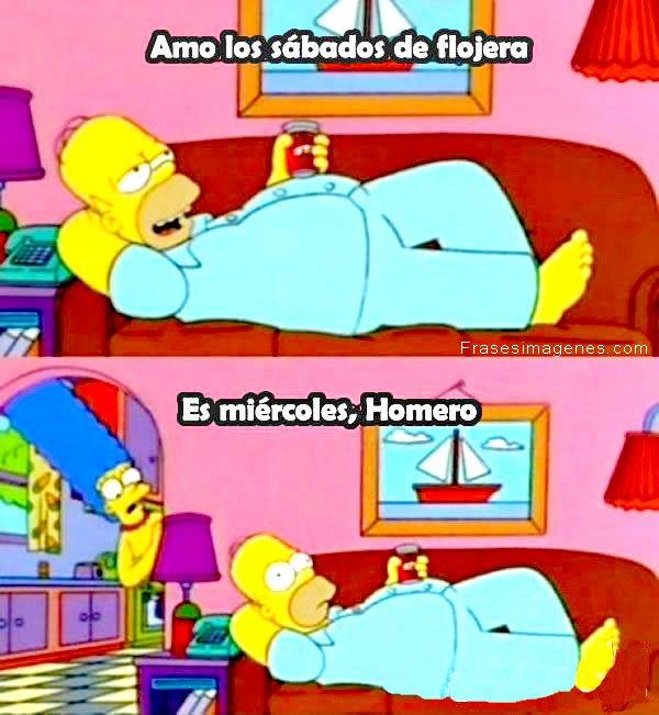 #FelizMiercoles Los Sábados De Flojera ....