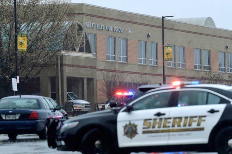 Teen boy wounded in Md. school shooting released from hospital https://t.co/3aMDdJTQvZ