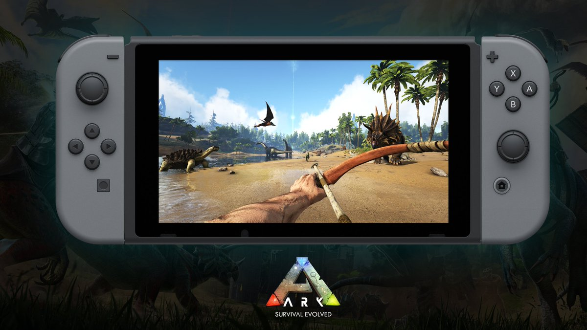 ARK: Survival Evolved on Twitter: