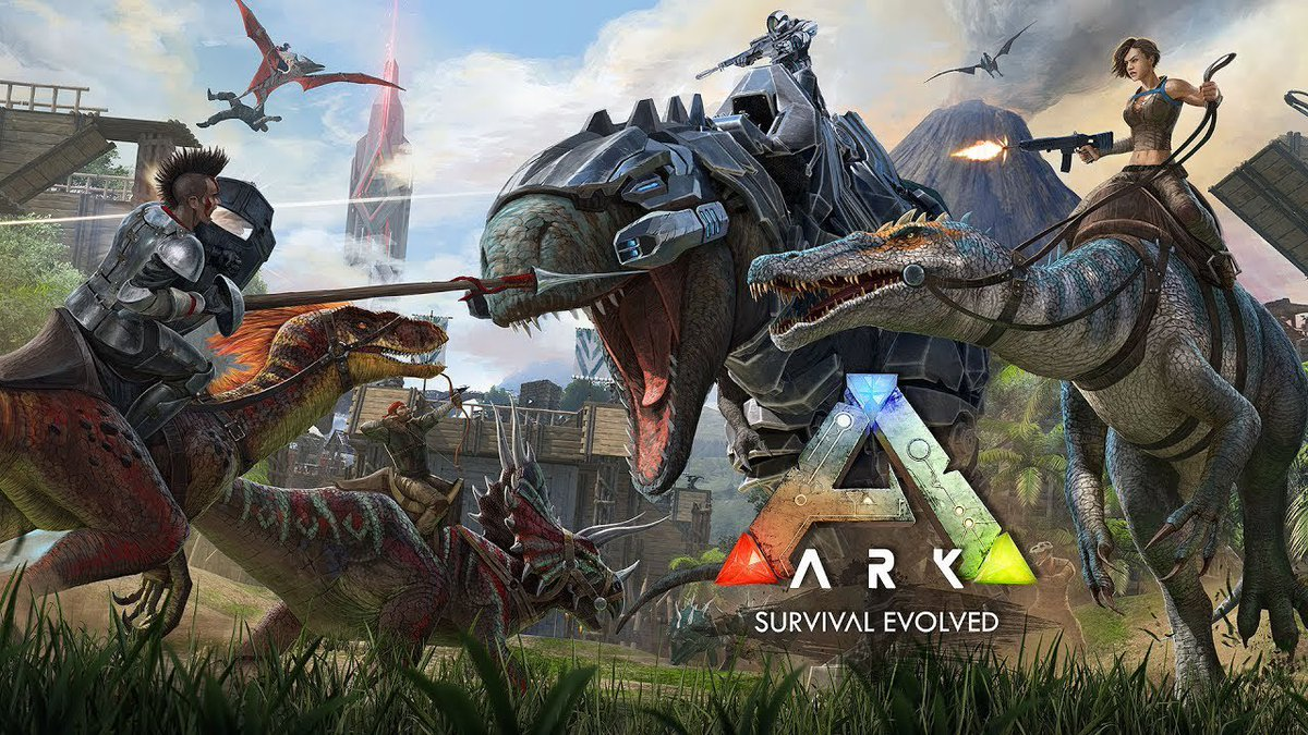 ARK: Survival Evolved sortira sur Ninten...