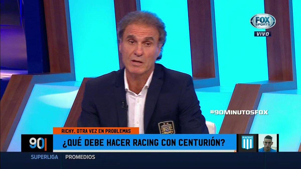"""90 Minutos De Futbol En Vivo Por Internet fox sports argentina on twitter: """"#90minutosfox  ruggeri"""