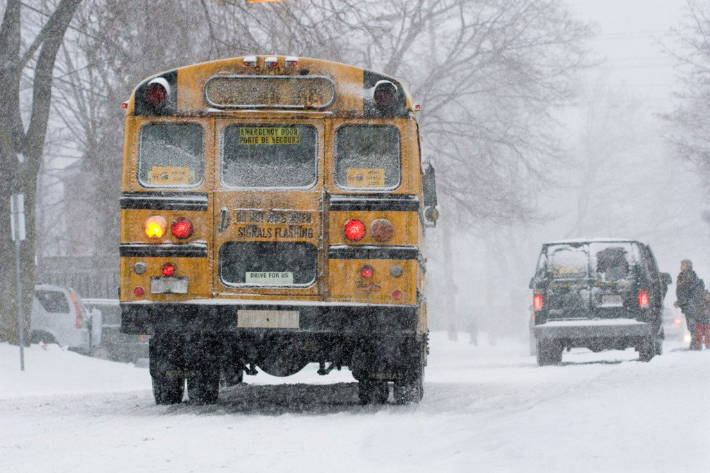 Fourth Nor'easter: Will NYC public schools be closed on Thursday? https://t.co/G89WQsMhTm